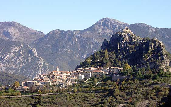 Sainte-Agnès : Le circuit du patrimoine Sainte-Agnes_2
