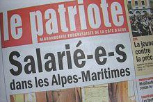 NICE, la nouvelle formule du « Patriote »