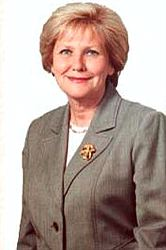 Marie-France STIRBOIS est décédée à Nice
