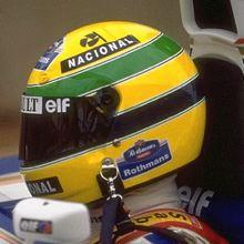 Grand Prix de Monaco SENNA CELEBRATION l homme au casque d'or