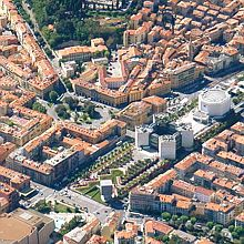 NICE Le plan local d'urbanisme PLU de la capitale de la Côte d'Azur