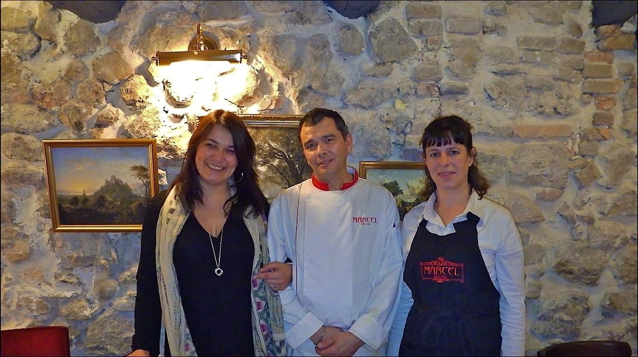 Vieux Nice Restaurant Marcel, esprit bistrot chic