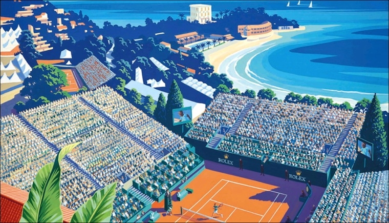 Tennis Monte Carlo Rolex Masters 2016 Atp World Tour