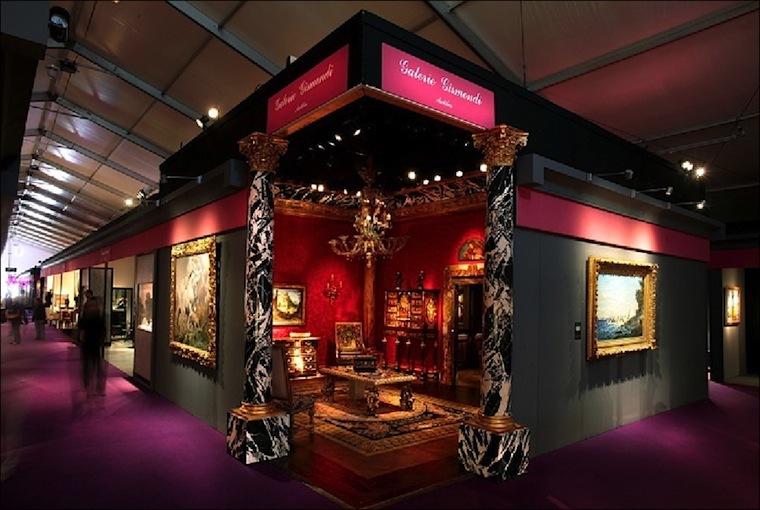 Salon d 39 antiquit s art moderne et art contemporain d for Salon d antibes