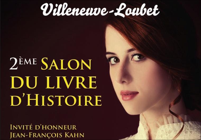 salon du livre d histoire 2016 villeneuve loubet 2016