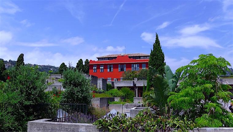 Nice 1er festival bricologique la villa arson cole d for Jardin villa arson nice