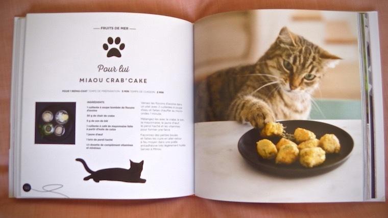 recettes pour mon chat et moi aux ditions marabout nice rendezvous rayon livres 2018. Black Bedroom Furniture Sets. Home Design Ideas