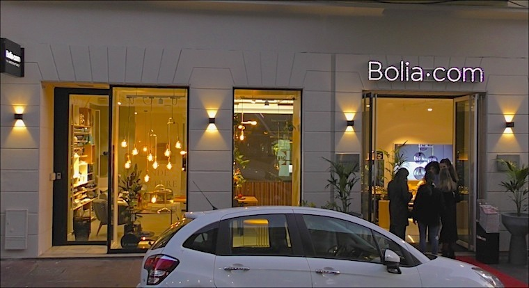 Nice Inauguration de la Boutique Bolia un design aux accents scandinaves