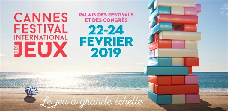 Festival International des Jeux 2019 au Palais des Festivals de Cannes