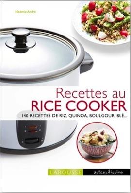 Rice cooker autocuiser soup maker cuisiner avec les - Cuisiner avec un rice cooker ...