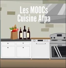 Accords mets vins avec le mooc cuisine de l afpa 2017 for Mooc cuisine 2017