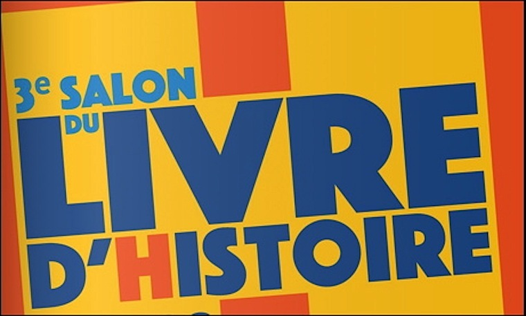 Salon du livre d histoire 2017 villeneuve loubet 2017 for Salon du livre montreuil 2017