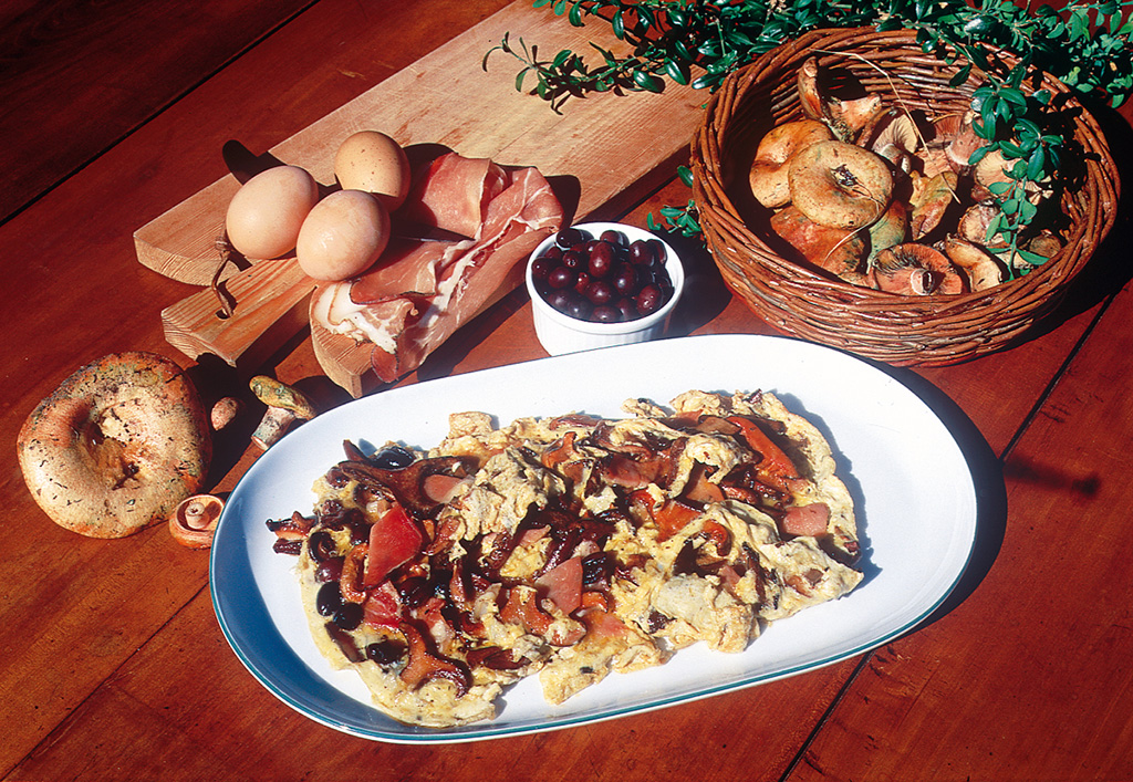 omelette-coursegoules