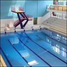Nice la piscine jean m decin un quipement sportif modernis sports for Piscine jean bouin nice