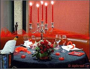 Nice restaurant aphrodite saint valentin r server sur - Cuisine saint valentin ...