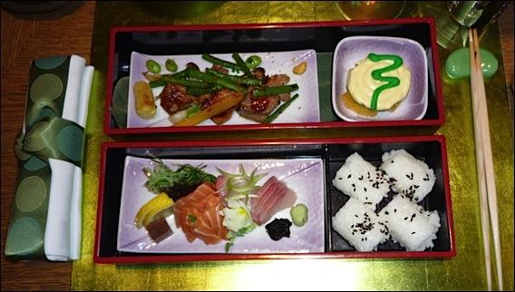 monaco restaurant yoshi happy bento h tel m tropole nicerendezvous 2016. Black Bedroom Furniture Sets. Home Design Ideas
