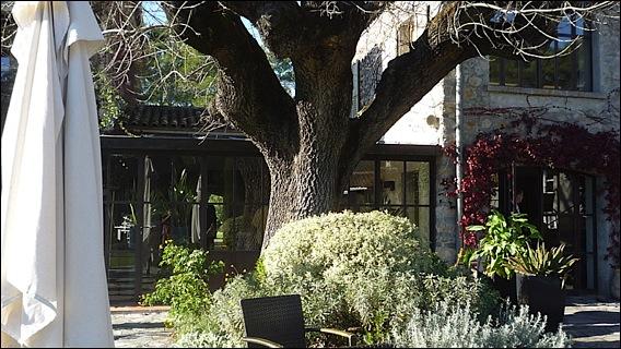 L h tel de mougins f te no l et saint sylvestre avec le - Hotel de mougins restaurant le jardin ...