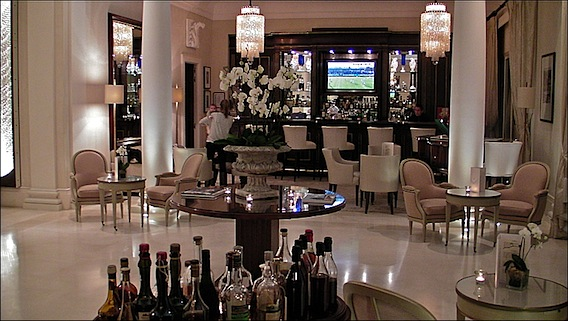 Restaurant Les Ombres Etoile Michelin
