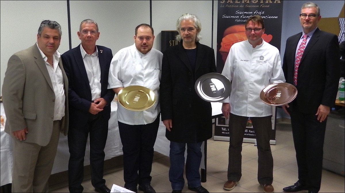 Le troph e terroir saison francis scordel chef du for Cuisine xavier laurent
