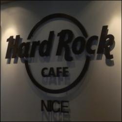 verre hard rock café