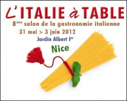 Nice l italie table 2012 sp cialit s de l milie romagne for Chambre de commerce italienne en france