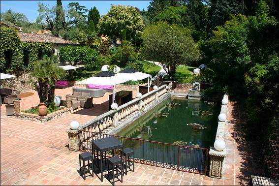Le park mougins patrick vieira et len tre s associent for Le jardin mougins