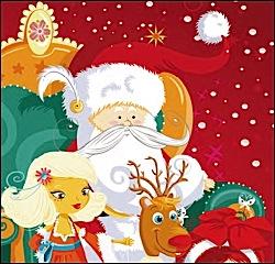 La Poste Lettre Aux Pere Noel.La Lettre Au Pere Noel 2011 Pour Les Enfants De Nice