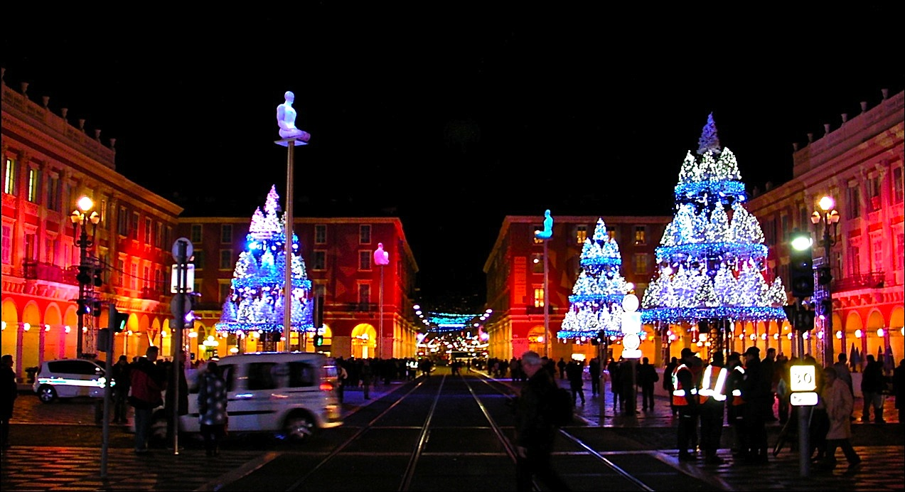 Nice Illuminations Et Village De No 235 L I2012 Place Mass 233 Na