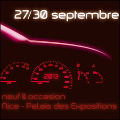Nice salon auto moto neuf occasion du 27 au 30 for Salon moto nice