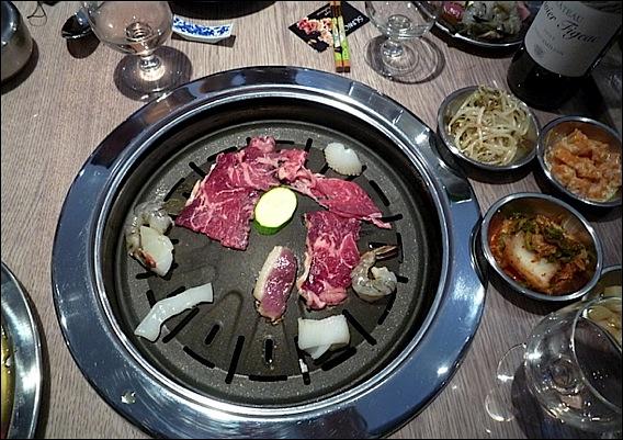 Suwon le premier restaurant cor en nice - Le barbecue nice ...