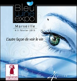 Marseille bleu wine expo 2013 salon professionnel des - Salon des vignerons independants nice ...
