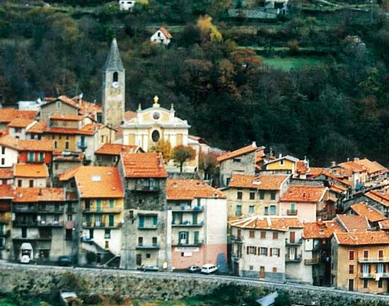 Hotel St Martin De Vesubie