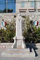 Monument aux Morts de Falicon