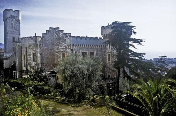 Hôtel du château de la tour
