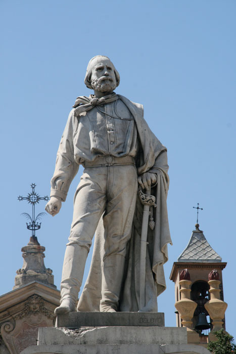 La statue de joseph garibaldi nicerendezvous 2016 - Histoire de la sculpture ...
