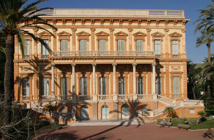Nice, ville muséale Nice-musee-beaux-arts