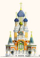 nice-eglise-russe-dessin-laugery