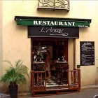 L'Arazur, Restaurant original et gourmand au coeur du vieil Antibes
