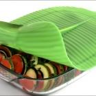 Banana Leaf, un couvercle en silicone inspiré par la Nature