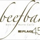 Le Beefbar Monaco invité de la Plage 45 du Grand Hôtel de Cannes tout l'été