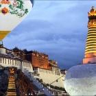 Le Tibet en Fête à Villeneuve Loubet village