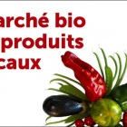 Inauguration d'un marché bio & local à Vence