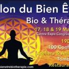Salon du Bien Être, Bio & Thérapies 2017 au Centre Expo Congrès de Mandelieu