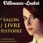 Salon du Livre d'histoire 2016 à Villeneuve Loubet