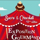 Salon Sucre et Chocolat 2016 au Palais des Congrès de Juan les pins