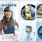 Zéro Allergène ou presque, la cuisine de Jeanne B. Nice RendezVous rayon Livres