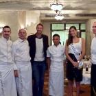 Restaurant Le Figuier de Saint Esprit La cuisine élégante du chef Christian Morisset au coeur du vieil Antibes