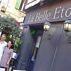 Restaurant La Belle Étoile à Villefranche sur Mer, Au Menu Convivialité & Cuisine française