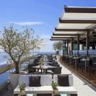 Monaco, au Fairmont Monte Carlo, la formule déjeuner Market 45 du restaurant L'Horizon