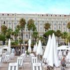Inauguration du Carlton Beach Club de Cannes et prochaine ouverture de l'Hôtel Carlton